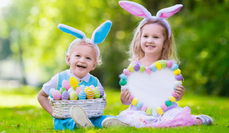 7 of the best Easter egg hunt ideas for young kids