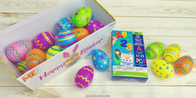 easter egg hunt ideas -