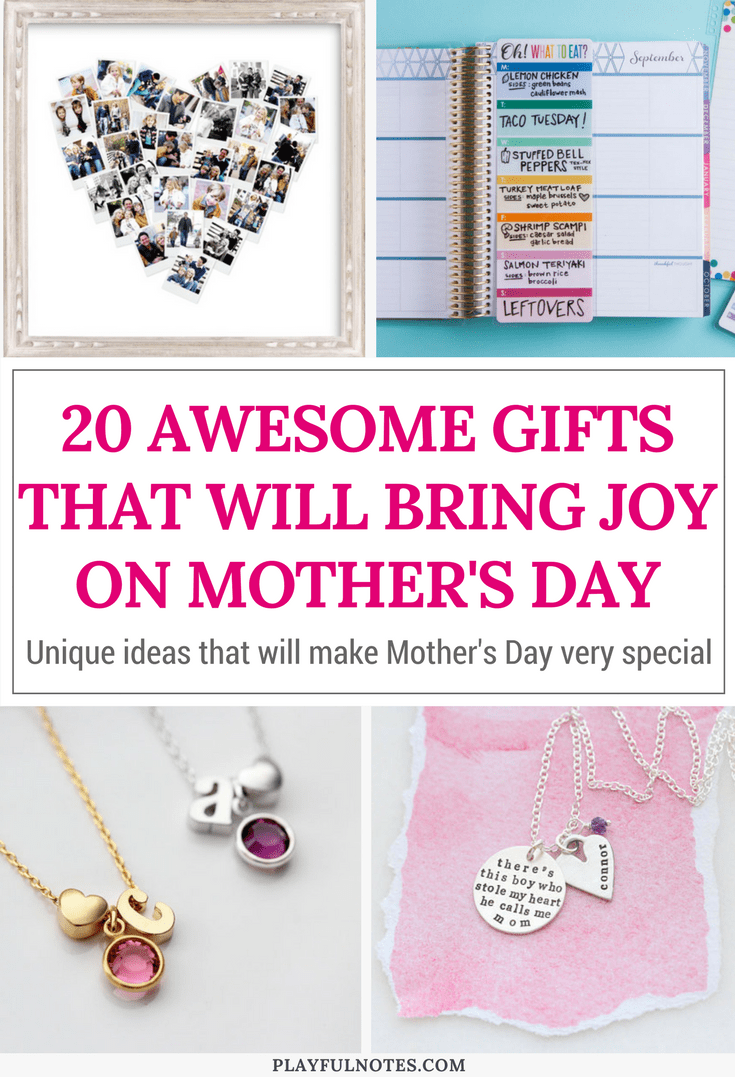 Mother's Day gift ideas: A list of awesome gifts that any mom will love! | Gifts for moms #MothersDay #GiftsForMoms