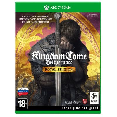 Kingdom Come: Deliverance – Royal Edition (Xbox One)