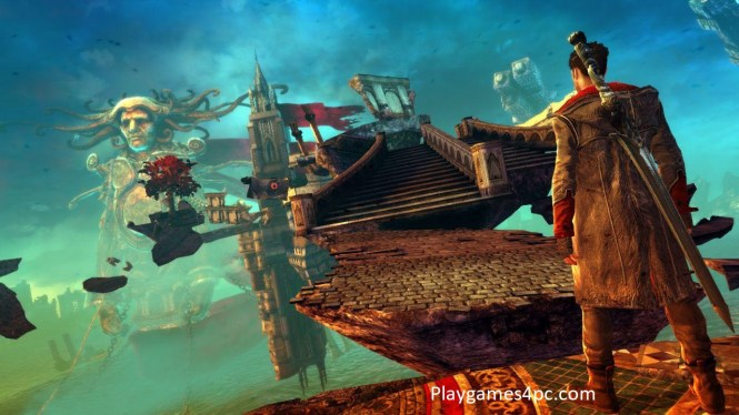 DMC: Devil May Cry Game For PC Torrent Free Download
