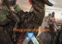 ARK Survival Evolved For PC Game With Torrent Download
