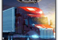 American Truck Simulator For PC Game Torrent Free Download Here