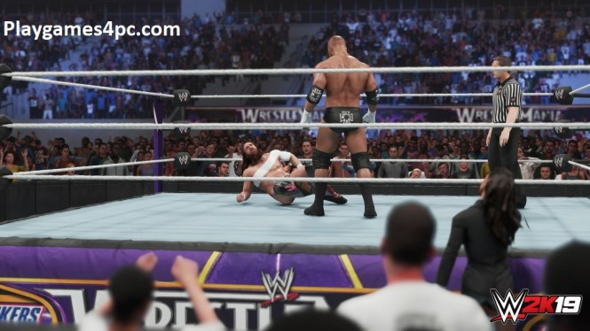 WWE 2K18 Highly Compressed For PC Game Free Download 2021