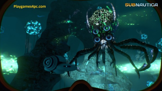 Subnautica Highly Compressed For PC Game Free Download 2021