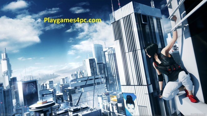 Mirror's Edge Highly Compressed For PC Game Free Download 2021