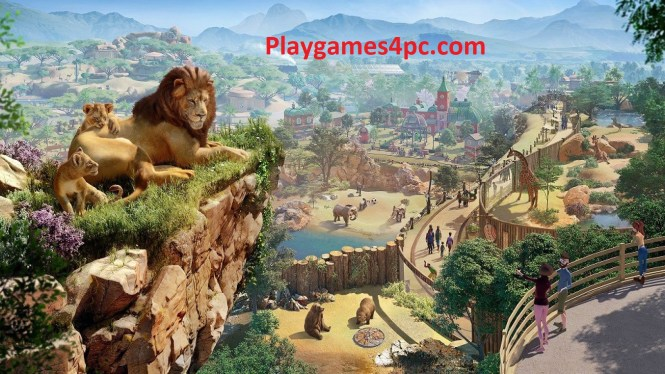 Zoo Tycoon Highly Compressed For PC Game Torrent Free Download