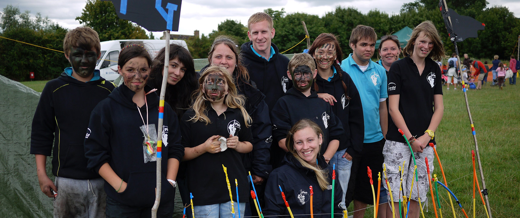 Young volunteers | Play Gloucestershire