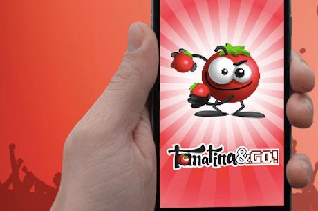 La Tomatina 2018 más tecnológica