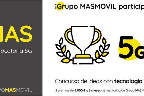 Ganadores del concurso 5G del Grupo MásMóvil y Ericsson