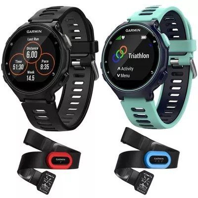 Garmin Forerunner 735XT Bundle - smartwatch for older kids