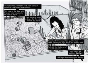 Stuart McMillen, Rat Park Comic, PlayGrounding Podcast