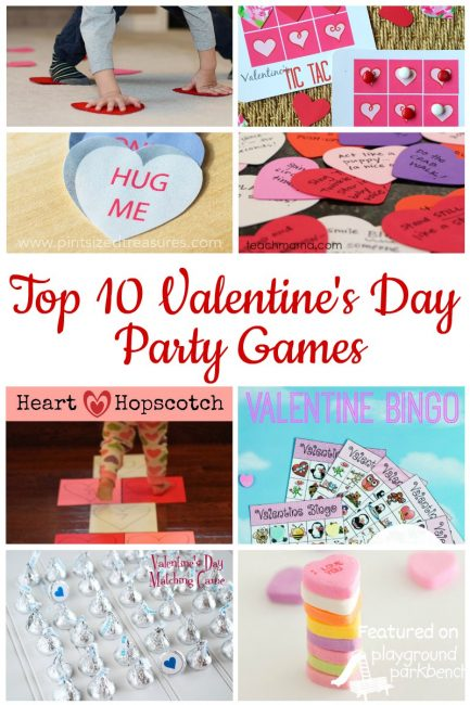 Top 10 Valentines Day Party Games For Preschool