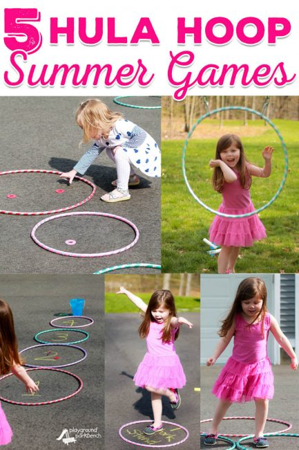 Backyard Toddlers Games