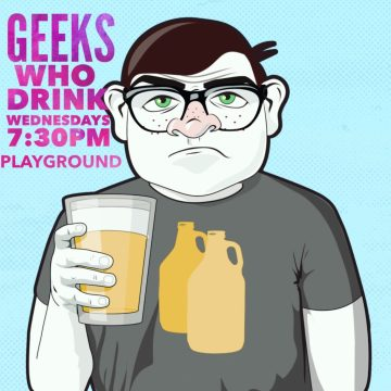 GEEKS WHO DRINK PUB QUIZZES