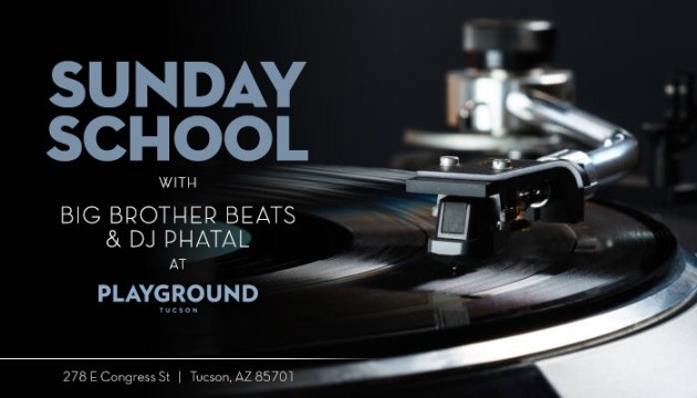 Sunday School with Big Brother Beats and DJ Phatal