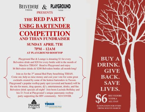 The Belvedere Red Event Benefit