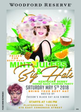 Mint Juleps & Big Hats Kentucky Derby Viewing Party