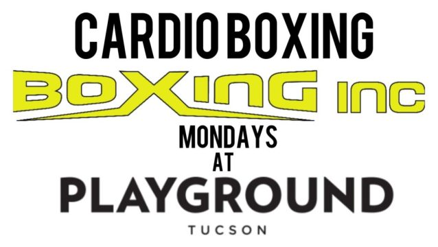 Cardio Boxing with Boxing Inc