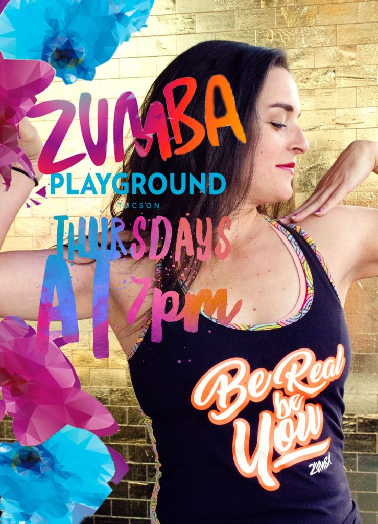ZUMBA ON THE ROOFTOP AT PLAYGROUND BAR AND LOUNGE