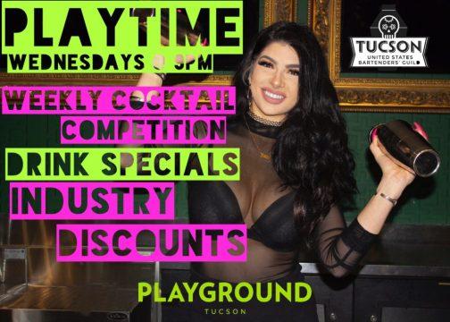 Playtime Wednesdays Industry Night