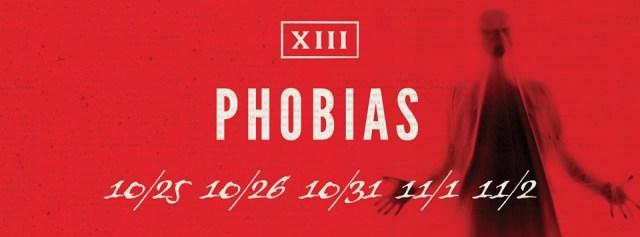 Halloween at Playground: Phobias