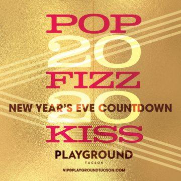 New Year's Eve: POP FIZZ KISS