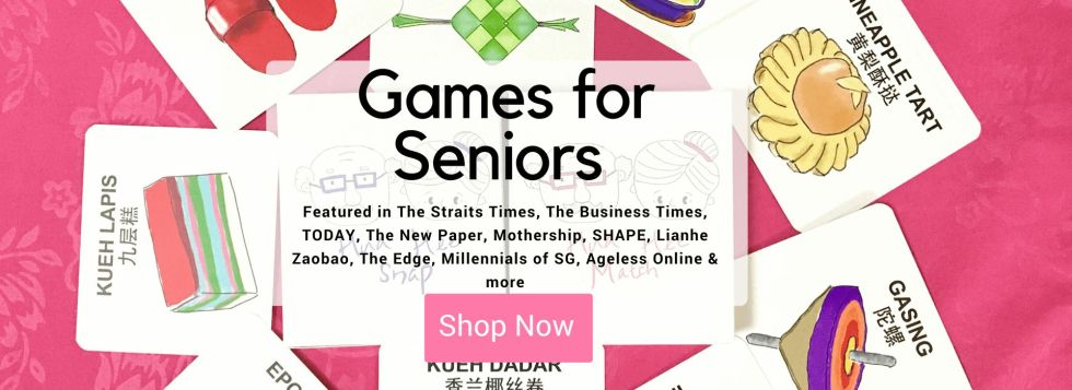 how do you engage seniors? Here are some games you can try