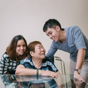 In our blog, we share experiences where we engage our grandma and fight dementia