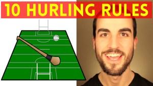 10 hurling rules