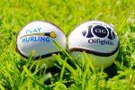 Championship Sliotars Size 5 | Play Hurling Logo