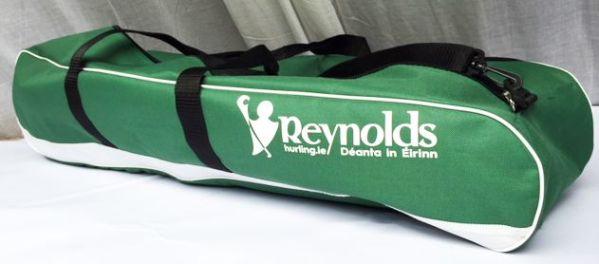 reynolds hurling bag outside