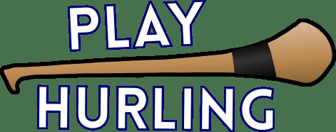 play hurling logo transparent