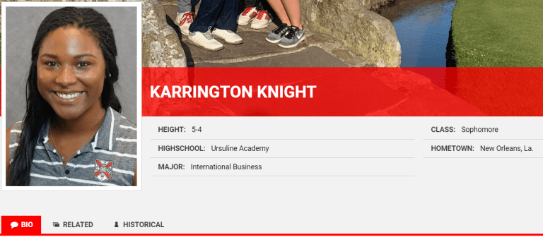 Karrington Soph