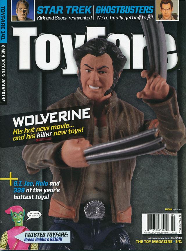 ToyFare #141