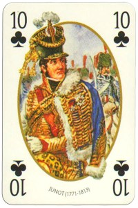 10 of clubs Face et Dos deck Empire by Carta Mundi