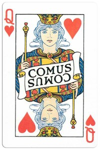 """Queen of hearts Carnival of New Orleans deck<span class=""""rmp-archive-results""""><i class=""""star-highlight rmp-icon rmp-icon-star""""></i><i class=""""star-highlight rmp-icon rmp-icon-star""""></i><i class=""""star-highlight rmp-icon rmp-icon-star""""></i><i class=""""star-highlight rmp-icon rmp-icon-star""""></i><i class=""""star-highlight rmp-icon rmp-icon-star""""></i> <span>5 (1)</span></span>"""