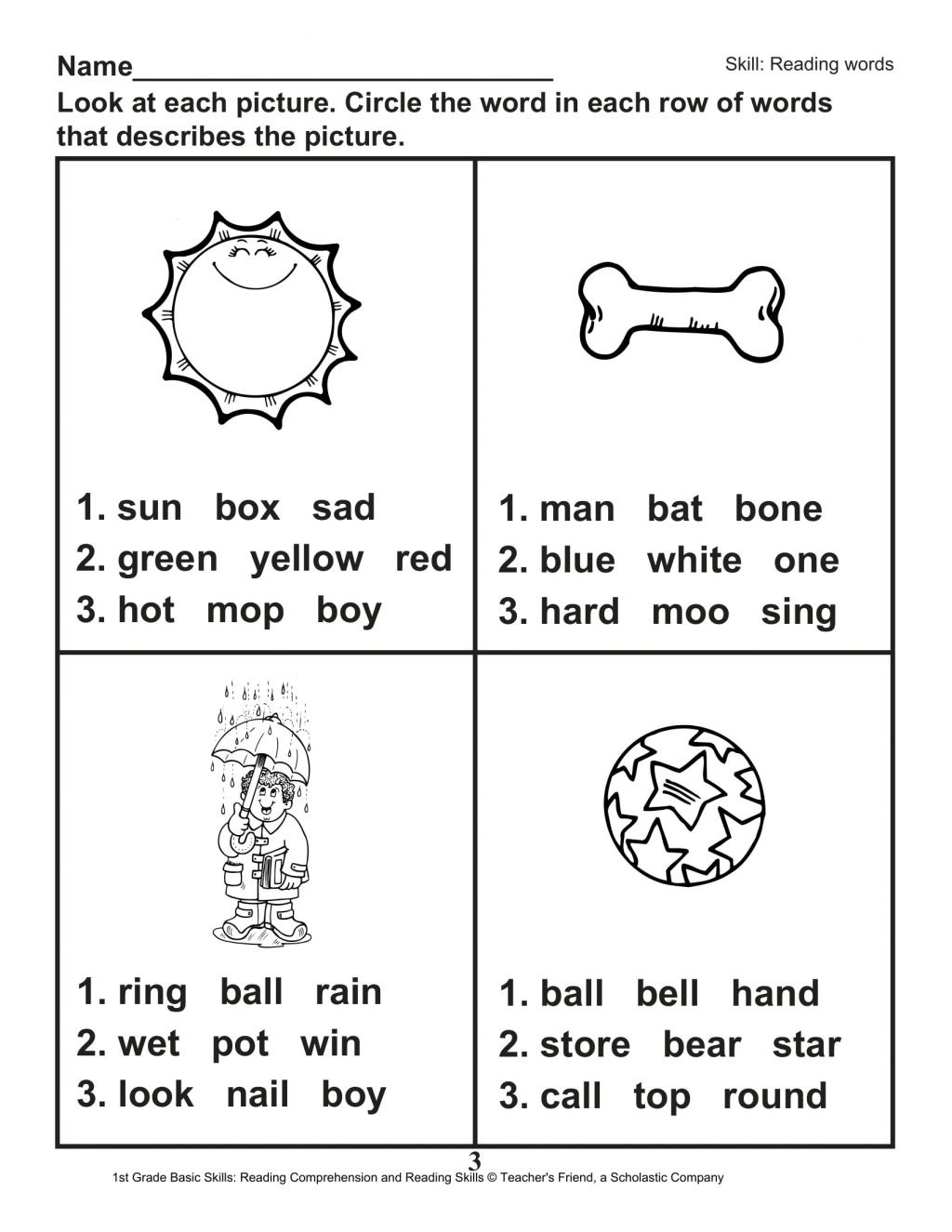 Digraph Worksheets For First Grade