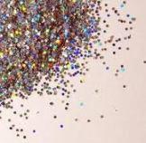 Glitter....
