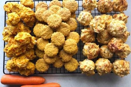Healthy Homemade Lunchbox Snacks