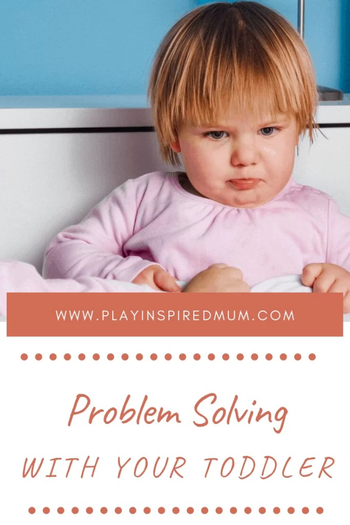 problem solving with your toddler