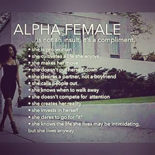 ALPHA FEMALE CAT'– IS IT A FABLE? WHO HAS IT? – Playin Your