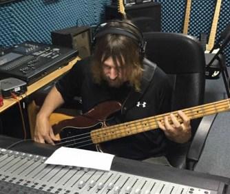 "Bill Watson: Playing ""Phat Boy Red""s '78 Fender Precision Guitar"