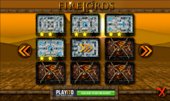 FireLords - level selection
