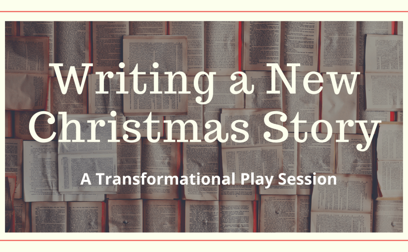 Writing A New Christmas Story