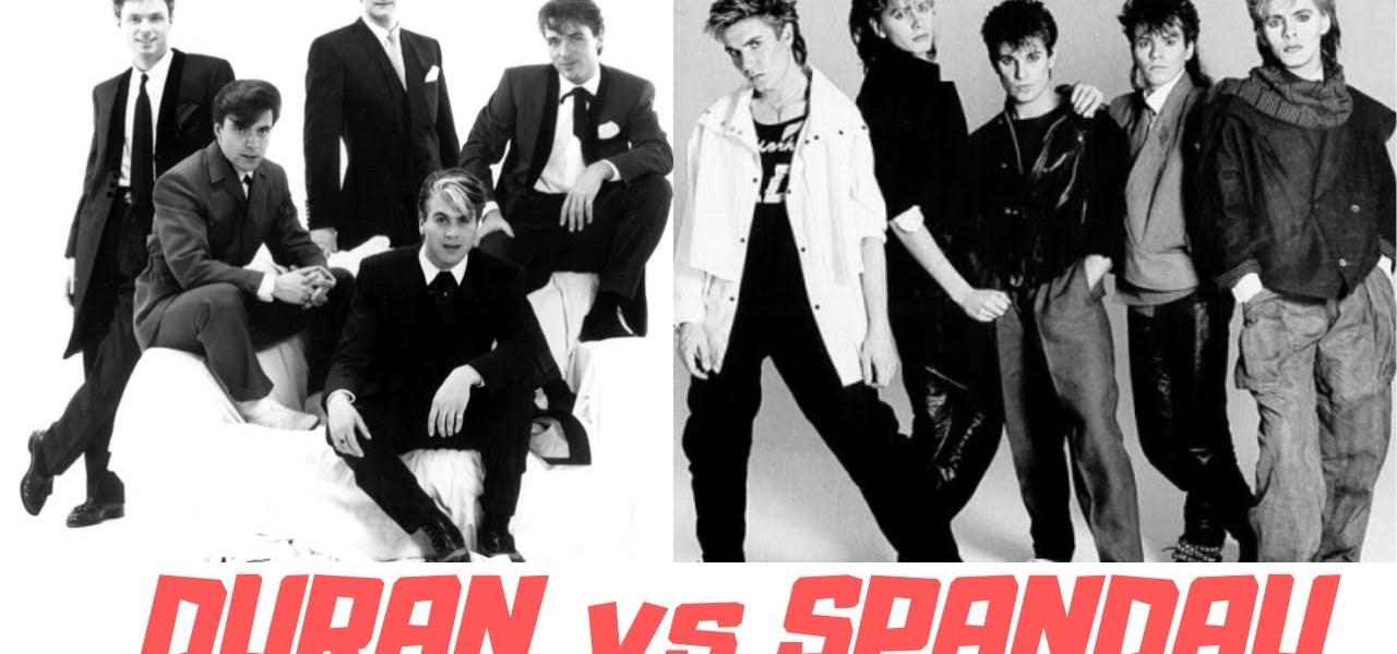 Duran Duran o Spandau Ballet