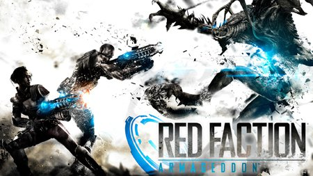 Image result for red faction armageddon (xbox 360)