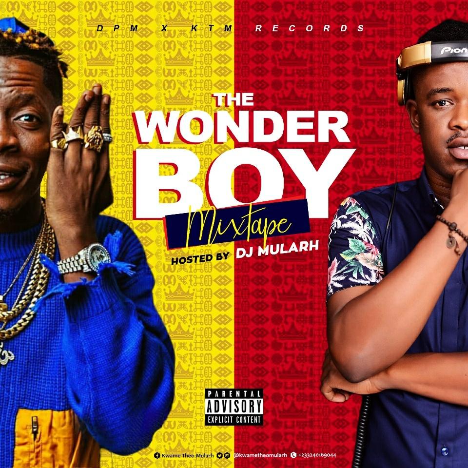 DJ Mularh - The Wonder Boy Mixtape