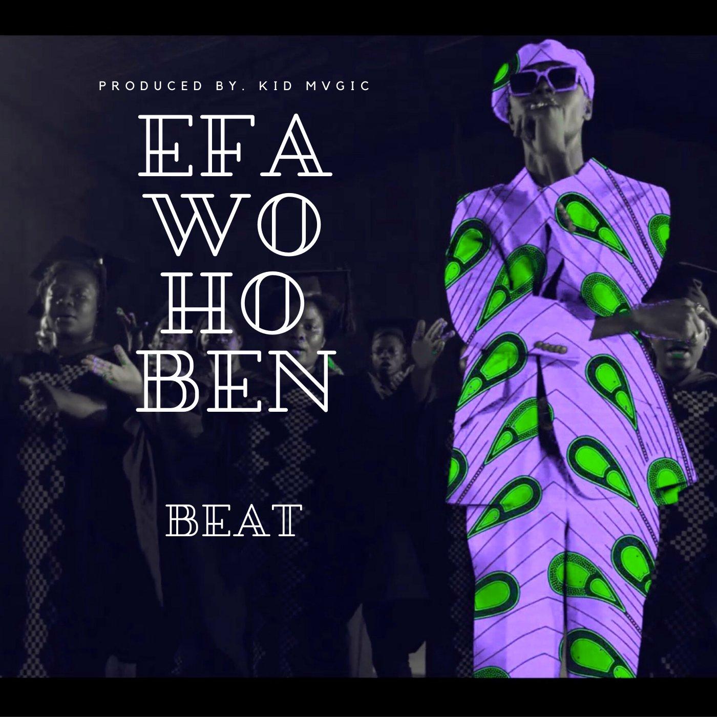 E.L - Efa Wo Ho Ben (Instrumental)