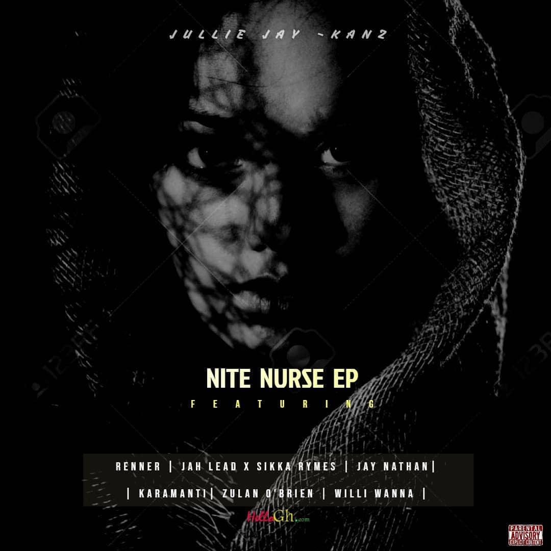 Jullie Jay-Kanz - Nite Nurse EP